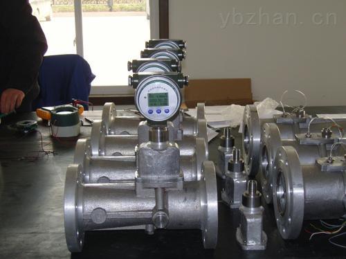 旋進旋渦氣體流量計(天然氣專用)