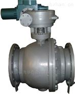 Q41Y-16C-DN500不锈钢一体式高温球阀