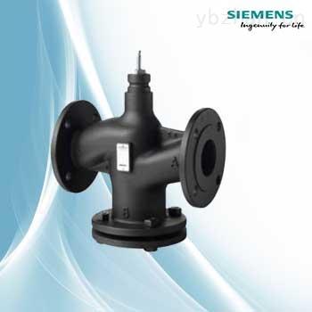 供應福建VVF53.20-6.3西門子電動蒸汽溫控閥
