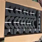橡塑管道木垫铁卡厂家直销