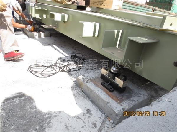 克拉瑪依100噸地磅廠家直銷(包運輸安裝)昌吉120噸汽車衡煤礦專供
