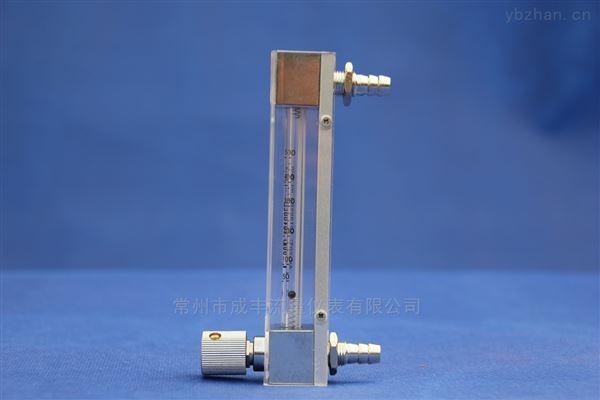 测量气体液体连接可更改的玻璃转子流量计