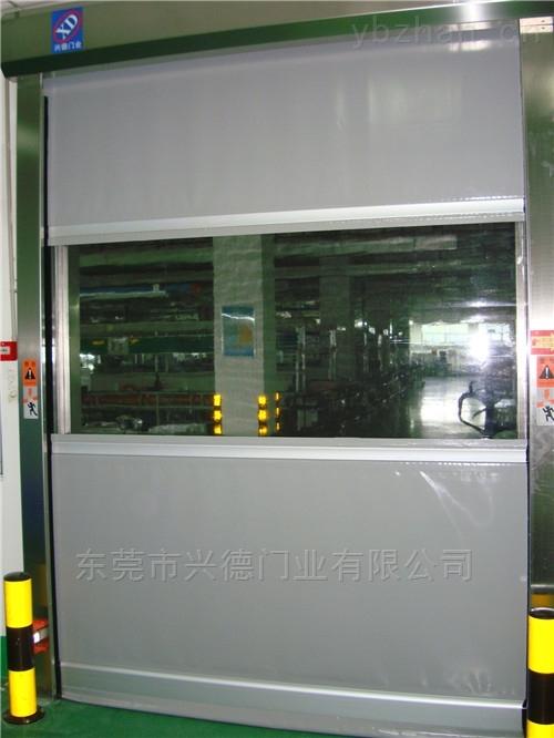 珠海XDM-3000透明快速门 工业快速卷门价格