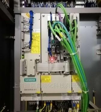 德玛吉加工中心西门子伺服电机维修