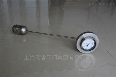 风雷供应UQZ-2不锈钢侧装浮球液位计