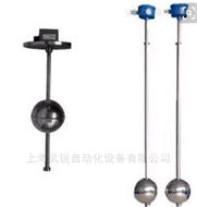 翻柱式磁浮子液位计应用