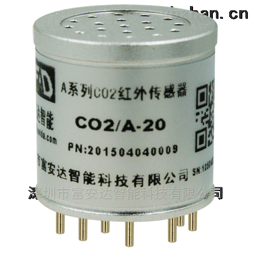 二氧化碳传感器价格