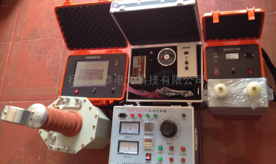 江蘇揚州電纜故障測試儀專用儀表