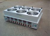 磁力攪拌油浴鍋(六孔)