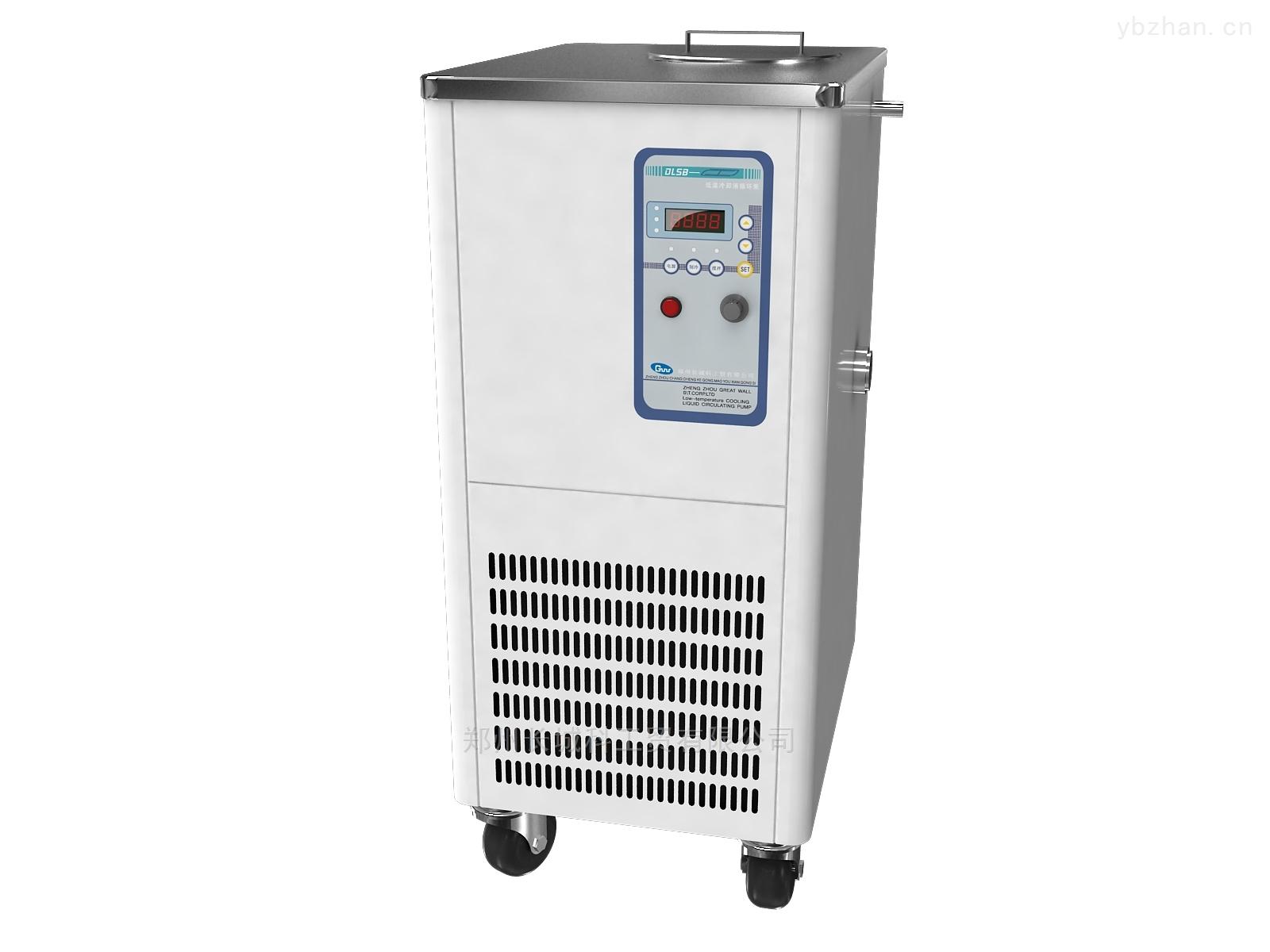 郑州长城科工贸DLSB-10/30低温冷却液循环泵