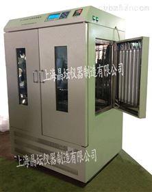 TS-1102GZ双层光照摇床振荡器