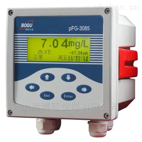 氟离子测试仪用于污水在线监测