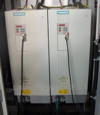 西门子6SE70变频器无力维修