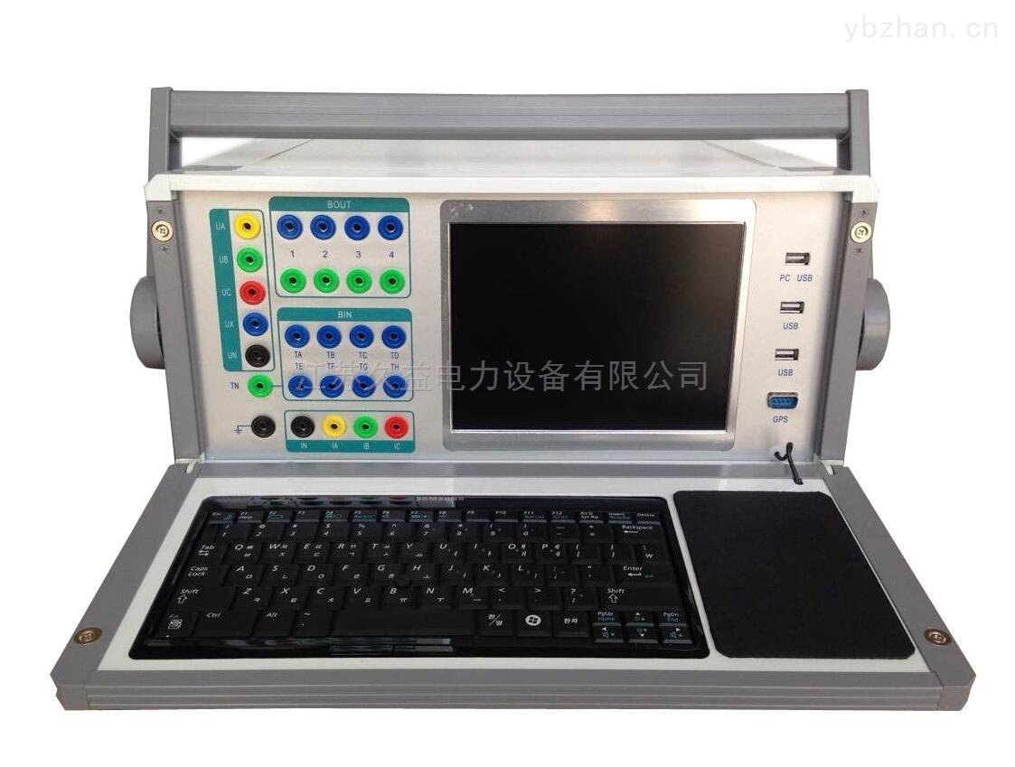 热卖单相便携式继电保护测试仪