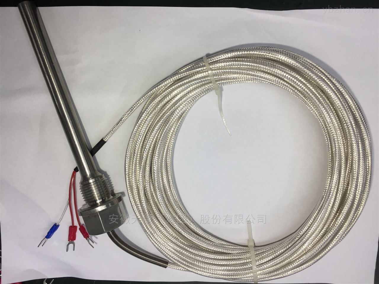 天康固定螺纹式热电阻