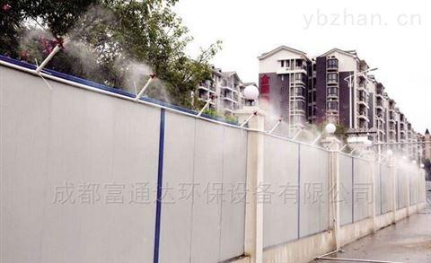 广安市工地围挡喷淋施工效果-喷淋价格