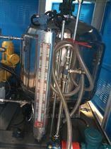 UHF/UHZ生产不锈钢抽真空磁翻板液位计