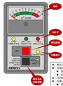 指针式表面电阻,表面阻抗测试仪
