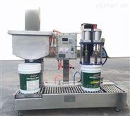 涂料树脂灌装机 油漆装桶