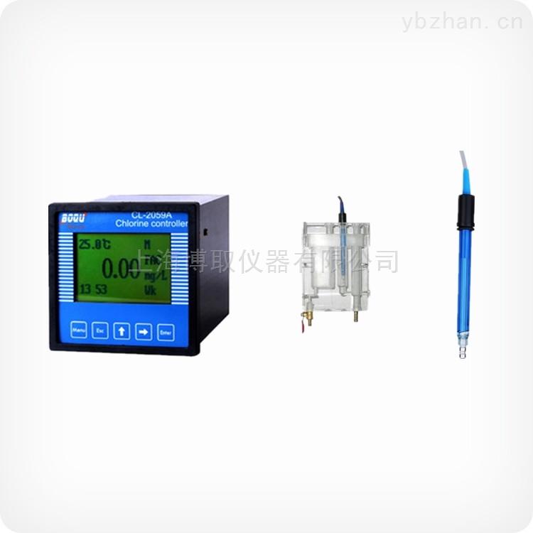 CL-2059A-醫院污水排放余氯檢測儀