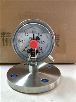 天康YXC系列磁助电接点压力表