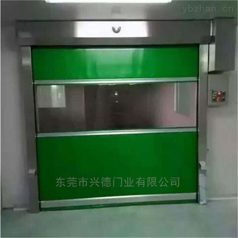 广东快速卷帘门 进口PVC工业基布 高速门