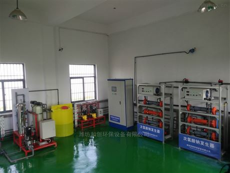 农村饮水消毒设备/农村次氯酸钠发生器原理