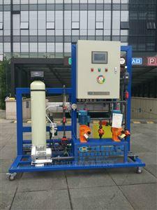 内蒙饮用水消毒设备/自动次氯酸钠发生器