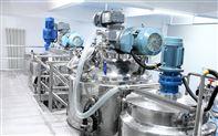 醫藥糖漿高速均質乳化機