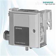 西门子风道压差传感器QBM2030-1U微压变送器