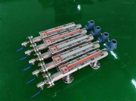 UHF榆林延安侧装UHF型防爆油罐磁浮子液位计