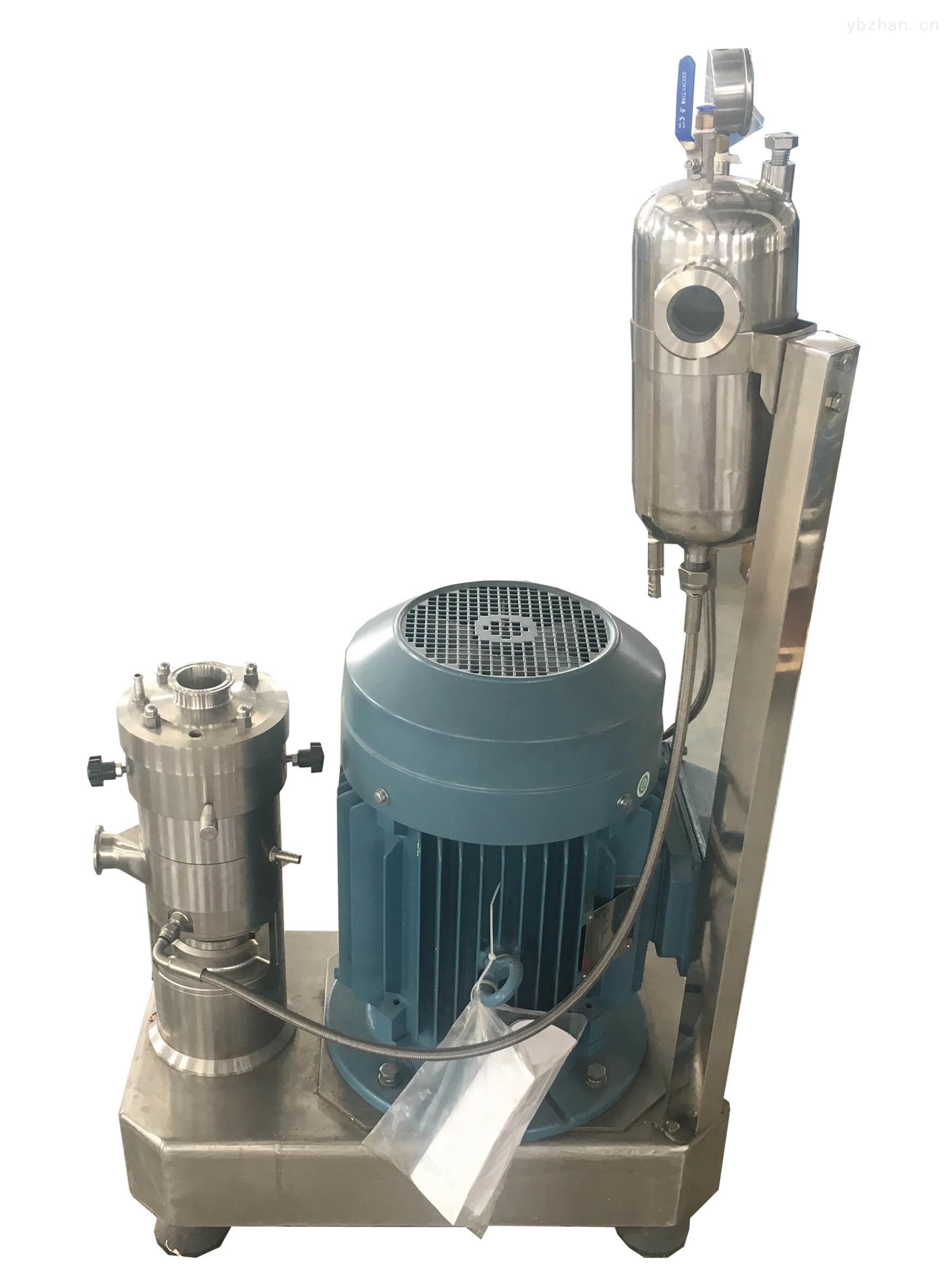 SA90-水性环氧树脂中试型乳化机
