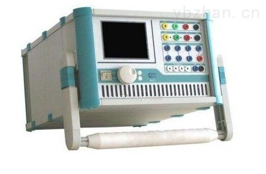 繼電保護測試儀器特點