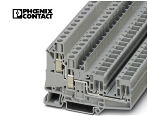 菲尼克斯多层端连接灰色ST 2,5-3L