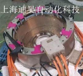 西门子力矩电机温度高水管漏水维修