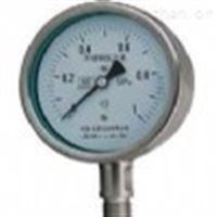 yne--100b不銹鋼耐震膜盒壓力表