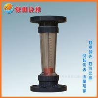 插管式塑料管浮子流量計厂家供應
