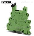 菲尼克斯继电器模块PLC-RPT- 24DC/21-21