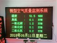 生态景区大气负氧离子质量在线监测系统