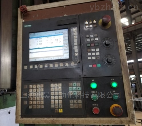西門子802D自檢不過進不了系統維修