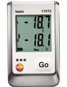 testo 175-T2德图 testo 175-T2双通道温度记录仪