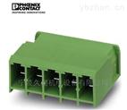 菲尼克斯端子连接器插座MSTBO 2,5/3-G1L BK