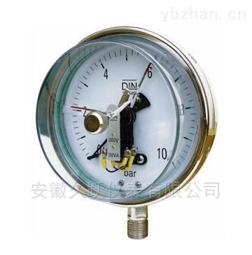 YX,YXC,YXN电接点压力表
