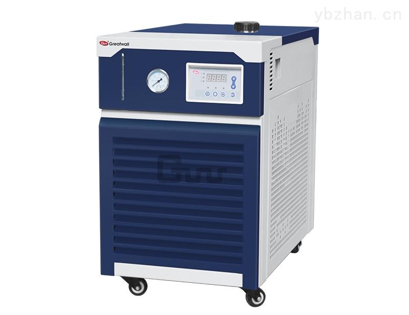 郑州长城科工贸新品循环冷却器,可与20L旋转蒸发仪配套使用