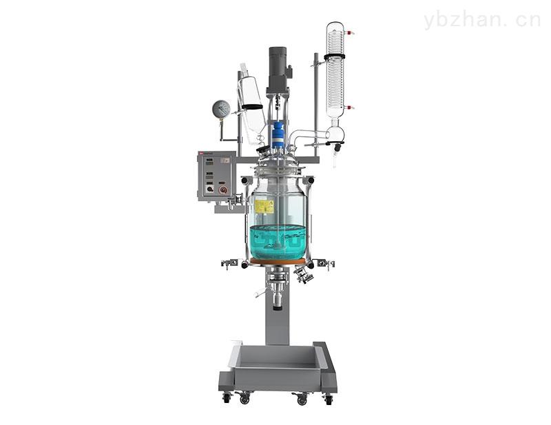 實驗室GRS系列玻璃反應釜生產廠家