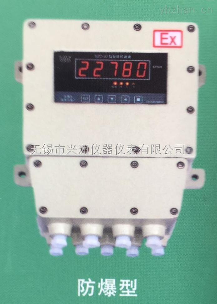 电子型模拟转速表
