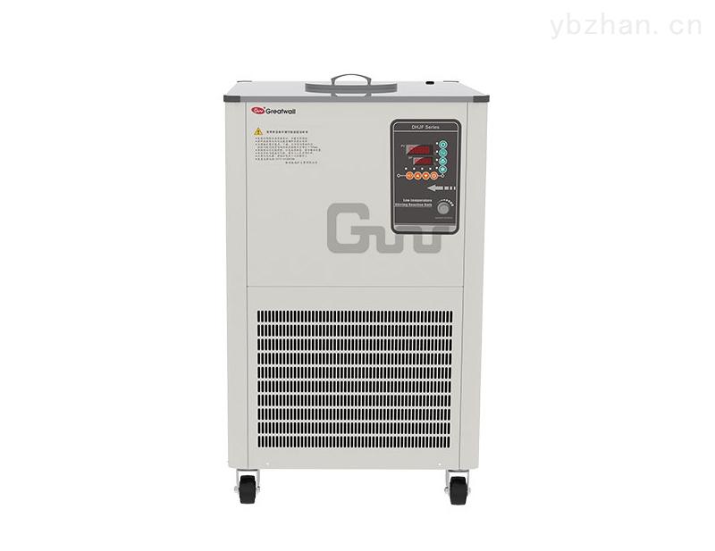 鄭州長城科工貿廠家直銷5L零下100度低溫恒溫攪拌反應浴