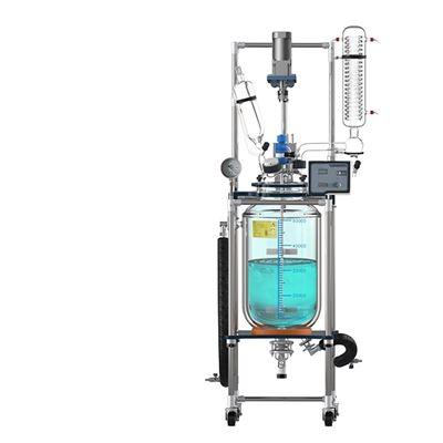 优质玻璃双层玻璃反应釜厂商