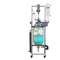优质50L双层玻璃反应釜厂家价格