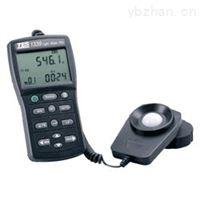 台湾泰仕TES-1339便携式数显照度仪光亮度计